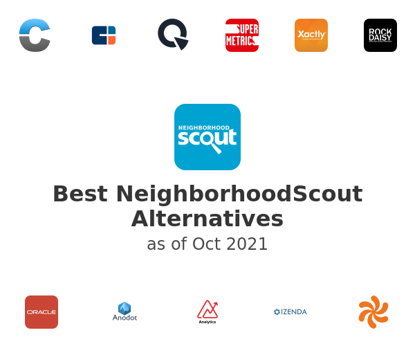 Best NeighborhoodScout Alternatives