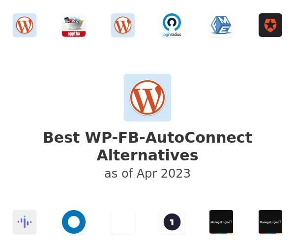 Best WP-FB-AutoConnect Alternatives