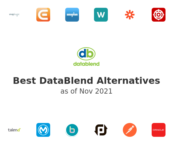 Best DataBlend Alternatives