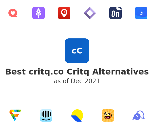 Best Critq Alternatives