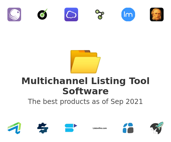 Multichannel Listing Tool Software