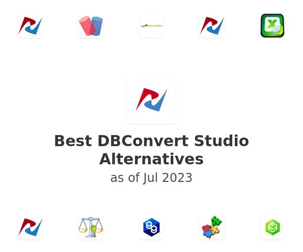 Best DBConvert Studio Alternatives