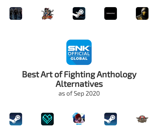 Best Art of Fighting Anthology Alternatives