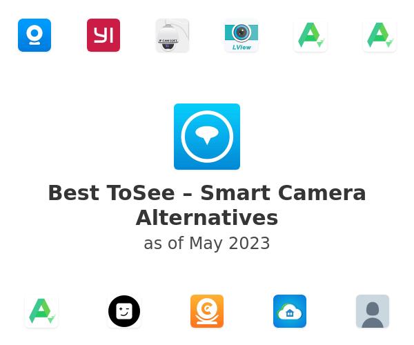 Best ToSee – Smart Camera Alternatives