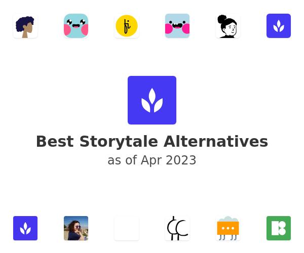 Best Storytale Alternatives