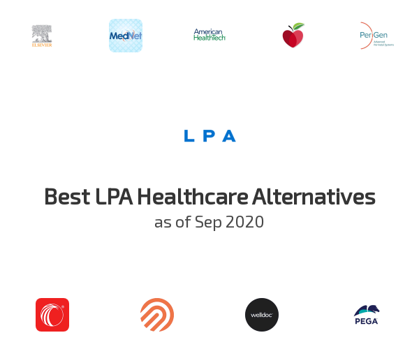 Best LPA Healthcare Alternatives