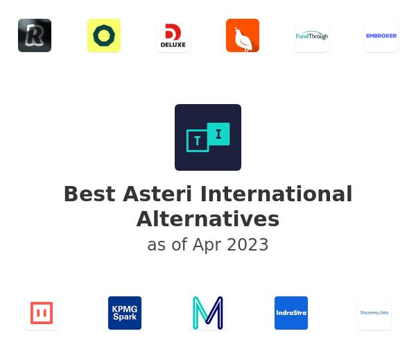 Best Asteri International Alternatives
