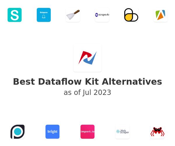 Best Dataflow Kit Alternatives