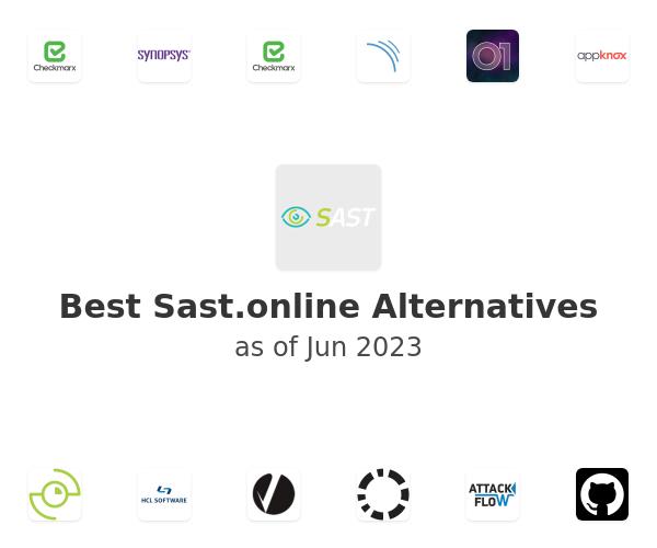 Best Sast.online Alternatives
