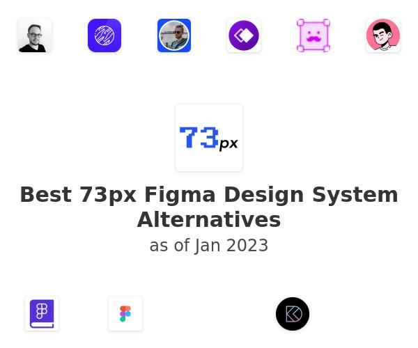 Best 73px Figma Design System Alternatives
