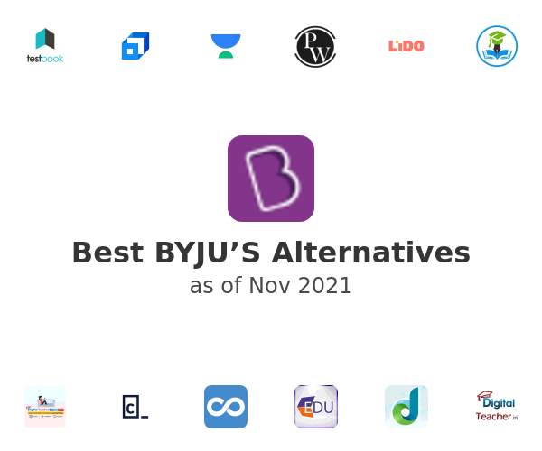 Best BYJU'S Alternatives