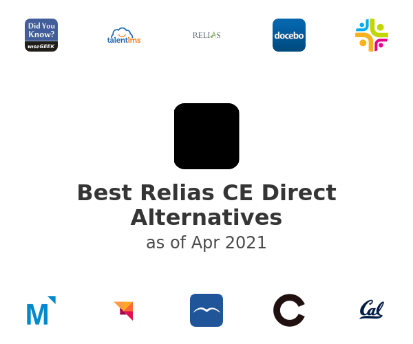 Best Relias CE Direct Alternatives