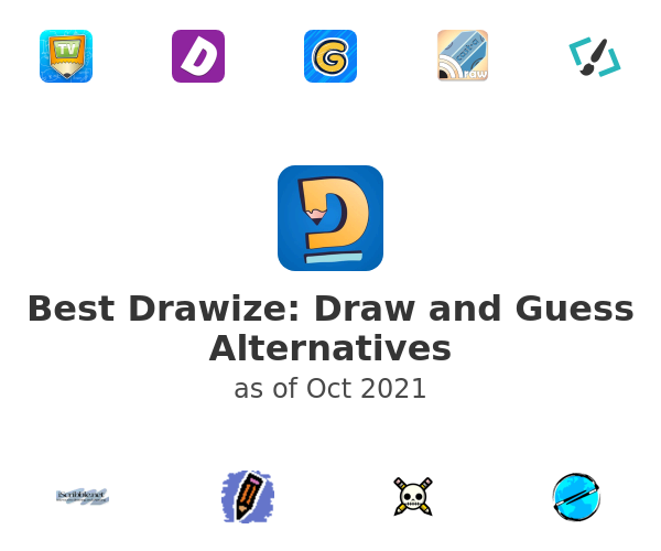 Best Drawize: Draw and Guess Alternatives