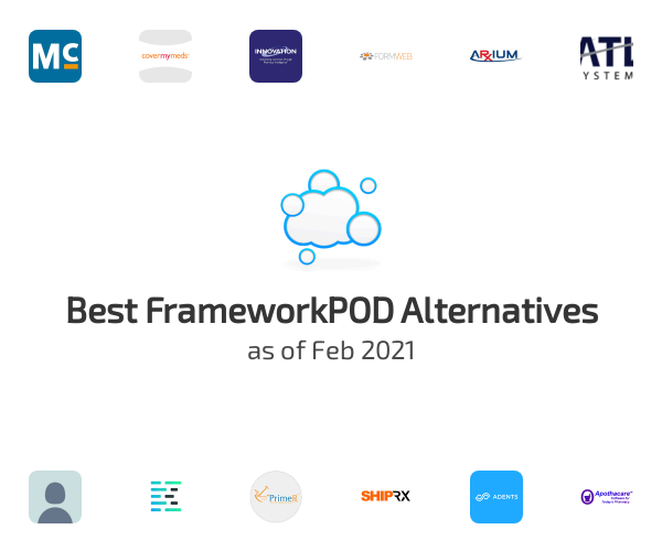 Best FrameworkPOD Alternatives