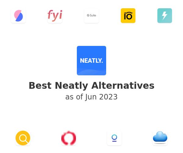 Best Neatly Alternatives