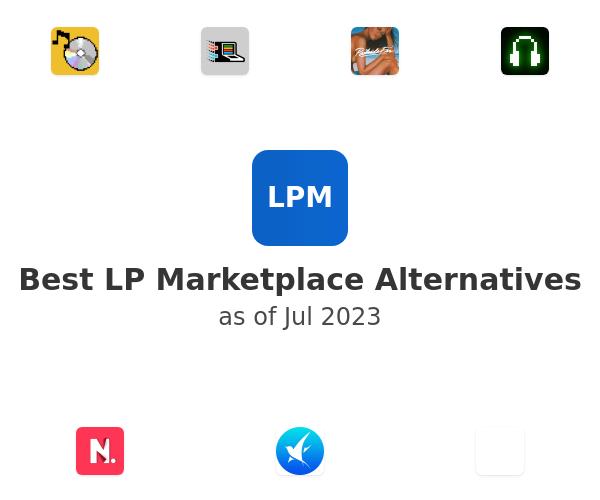 Best LP Marketplace Alternatives