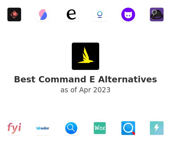 Best Command E Alternatives