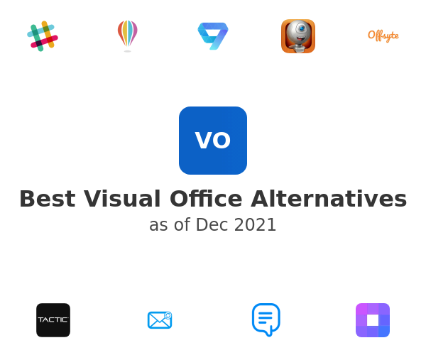 Best Visual Office Alternatives