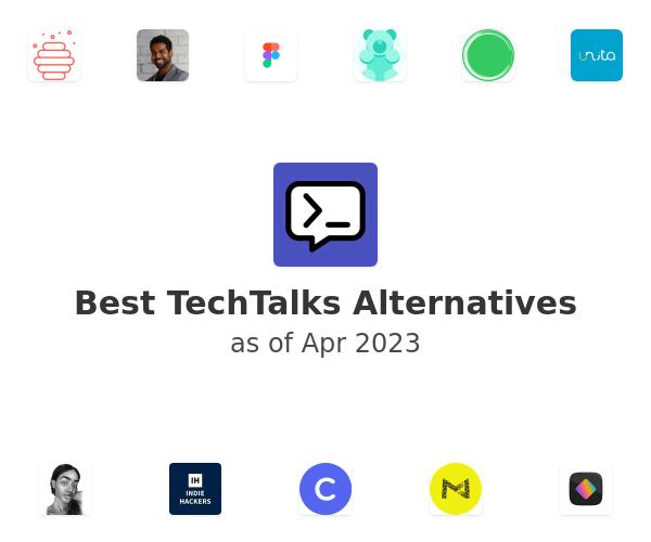 Best TechTalks Alternatives