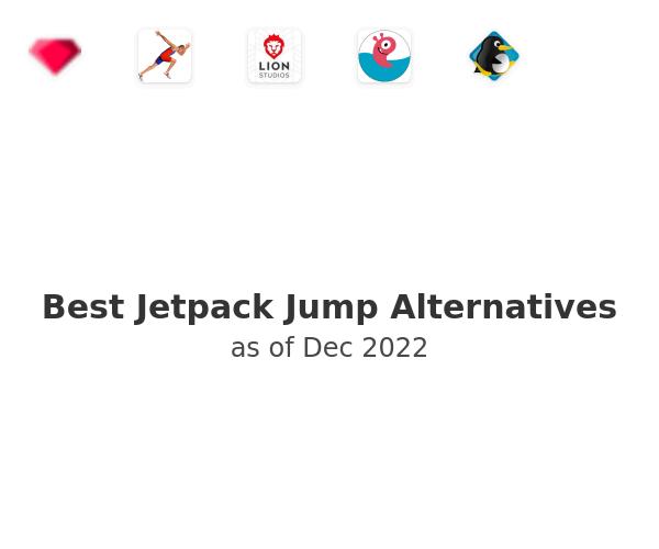 Best Jetpack Jump Alternatives
