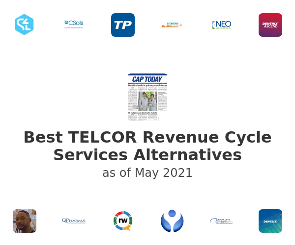 Best TELCOR Revenue Cycle Services Alternatives