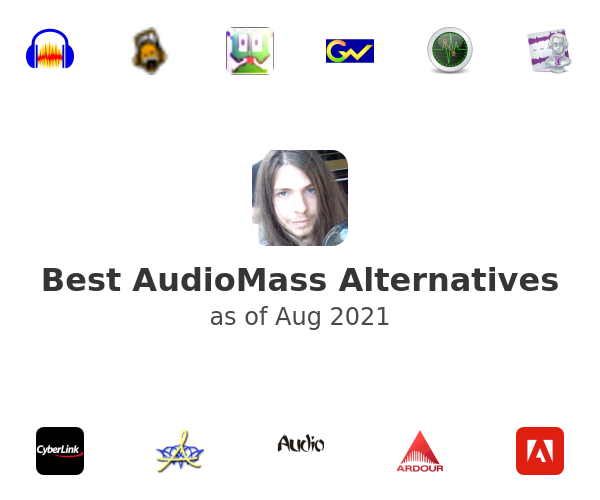 Best AudioMass Alternatives