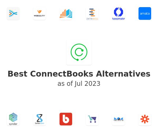Best ConnectBooks Alternatives
