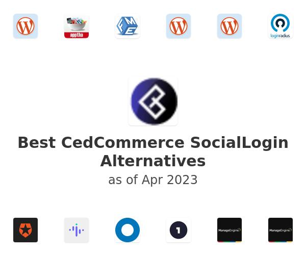 Best CedCommerce SocialLogin Alternatives