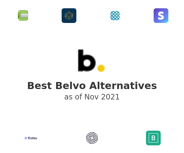 Best Belvo Alternatives