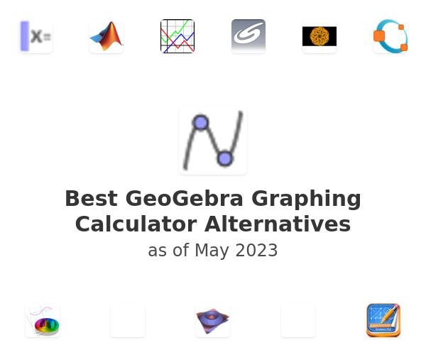 Best GeoGebra Graphing Calculator Alternatives