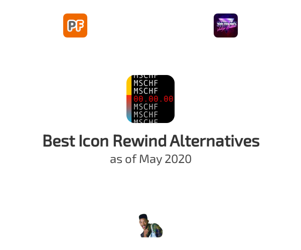 Best Icon Rewind Alternatives