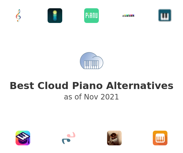 Best Cloud Piano Alternatives