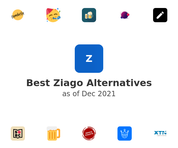 Best Ziago Alternatives