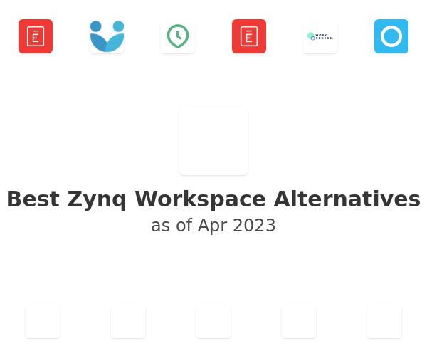 Best Zynq Workspace Alternatives