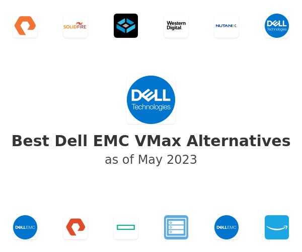 Best Dell EMC VMax Alternatives