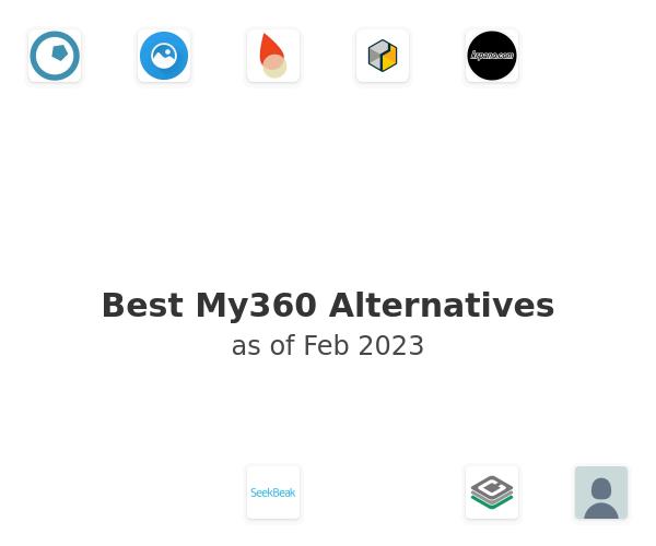 Best My360 Alternatives