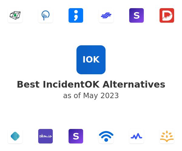 Best IncidentOK Alternatives