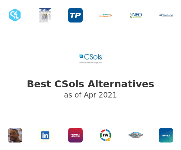 Best CSols Alternatives