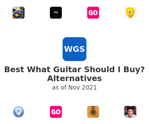 Best What Guitar Should I Buy? Alternatives