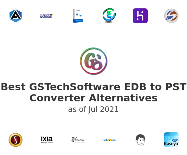Best GSTechSoftware EDB to PST Converter Alternatives