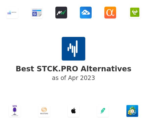 Best STCK.PRO Alternatives
