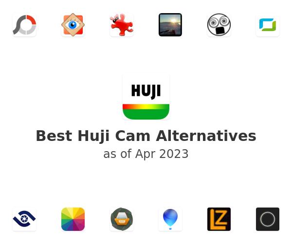 Best Huji Cam Alternatives