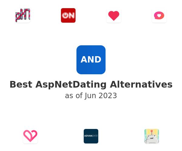 Best AspNetDating Alternatives