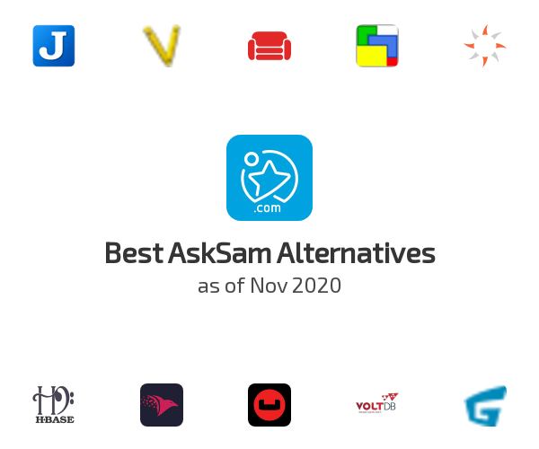 Best AskSam Alternatives
