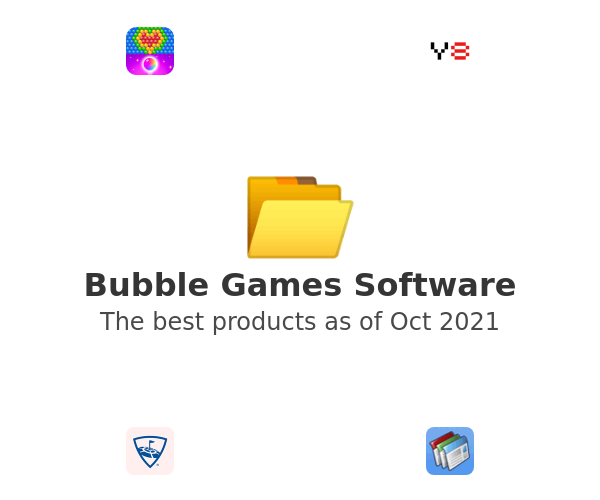 Bubble Games Software