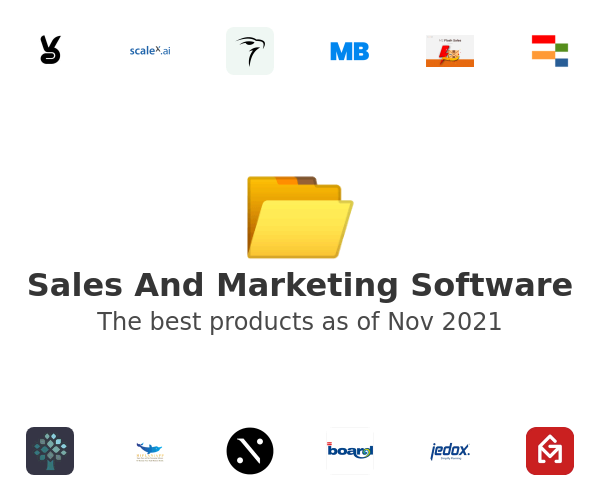 Sales And Marketing Software