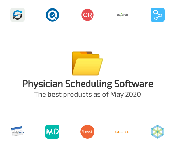 Physician Scheduling Software