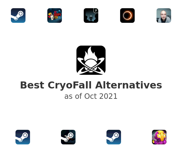 Best CryoFall Alternatives