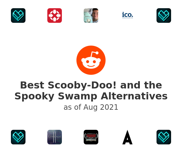 Best Scooby-Doo! and the Spooky Swamp Alternatives