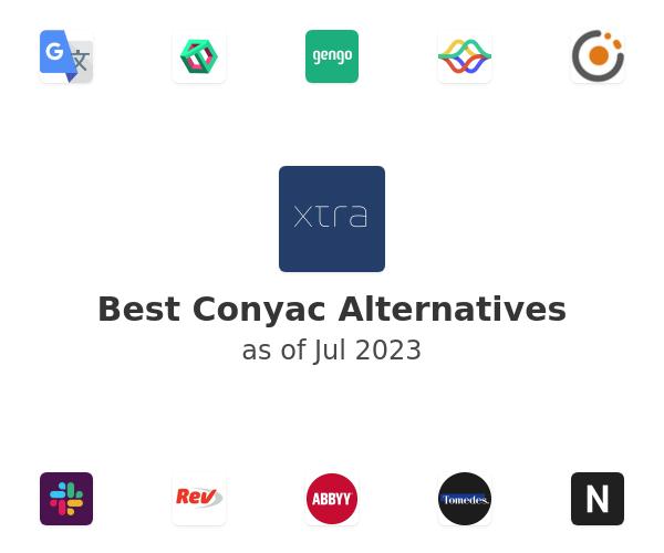 Best Conyac Alternatives
